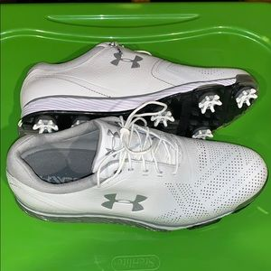 New UA Under Armour Size 10 Men's Golf Shoes